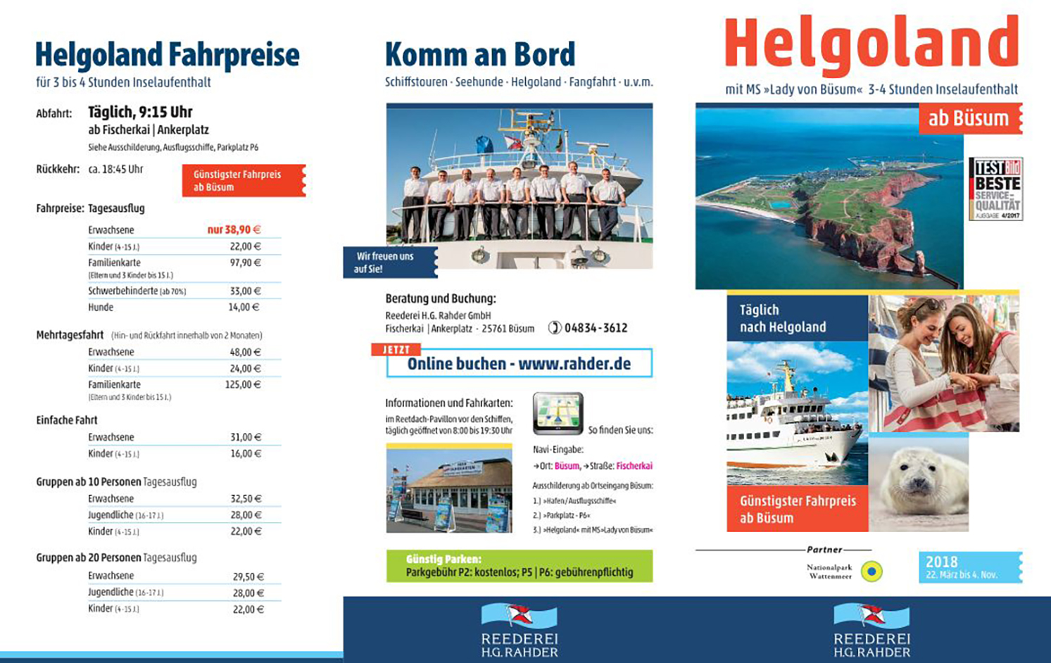 Kombi Multimar + Helgoland | Multimar Wattforum